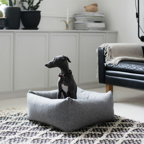 Lempipaikka dog bed, wool